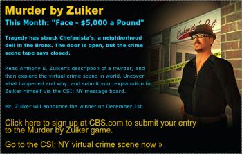 Murder by Zuiker 1